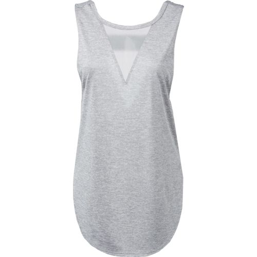 BCG Women's Elastic Back Turbo Muscle Tank Top