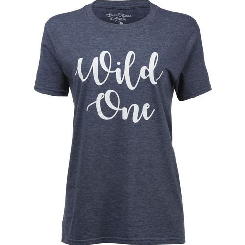 Live Outside the Limits Women's Wild One T-shirt - view number 1