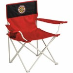Logo Chair University of Louisiana at Lafayette Armchair