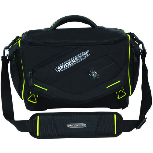 academy spiderwire wolf spider tackle bag