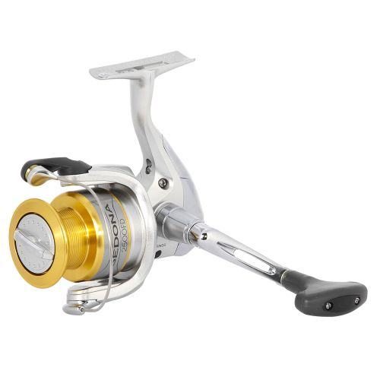 Shimano Sedona 2500-FD Spinning Reel Convertible