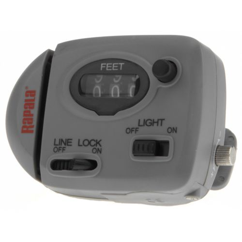 Rapala lighted line counter for Fishing line counter for spooling