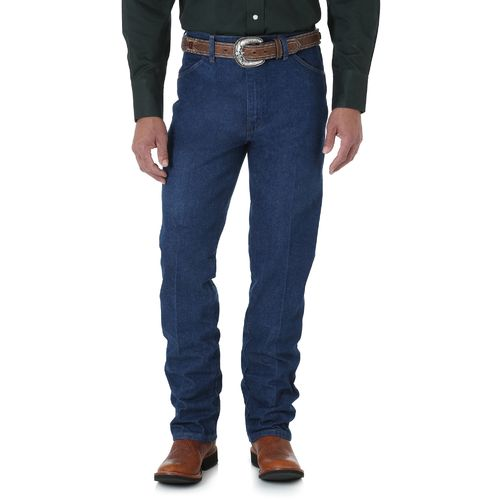 Display product reviews for Wrangler Men's Cowboy Cut Slim Fit Jean