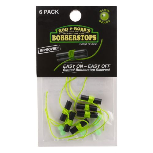 Rod-N-Bobb's Bobber Stops and Beads 6-Pack