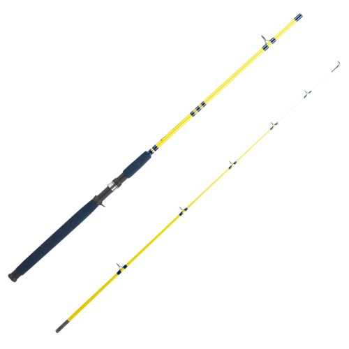 Eagle claw catclaw 8 39 freshwater catfishing casting rod for Freshwater fishing rods