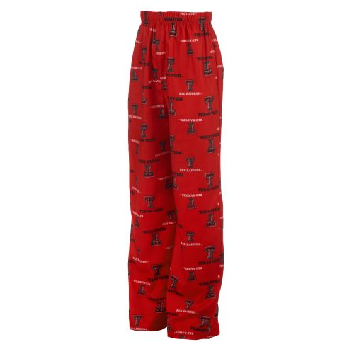 Genuine Stuff Boys' Texas Tech University Jam Pant