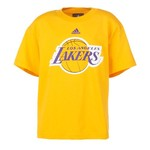 Adidas Youth Los Angeles Lakers Team Logo T-Shirt