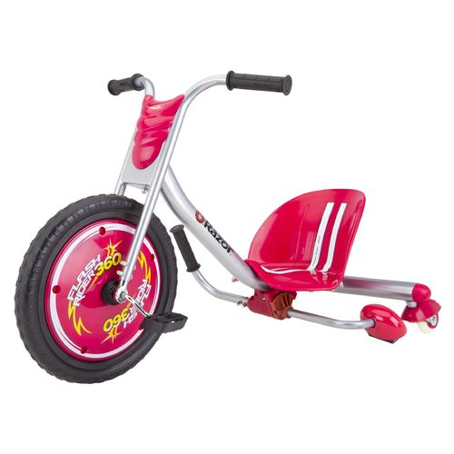 Display product reviews for Razor® Kids' FLASHRIDER™ 360 Tricycle
