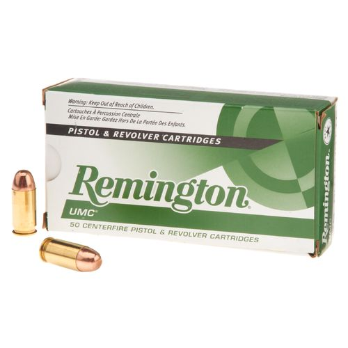 Remington UMC® .45 ACP 230-Grain Centerfire Handgun Ammunition