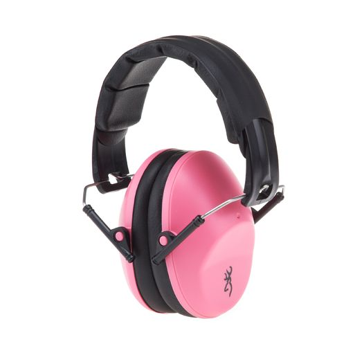 Women's Browning Buckmark Hearing Protector
