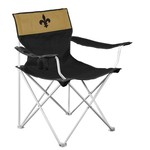 Logo Chair Fleur-de-Lis Canvas Chair