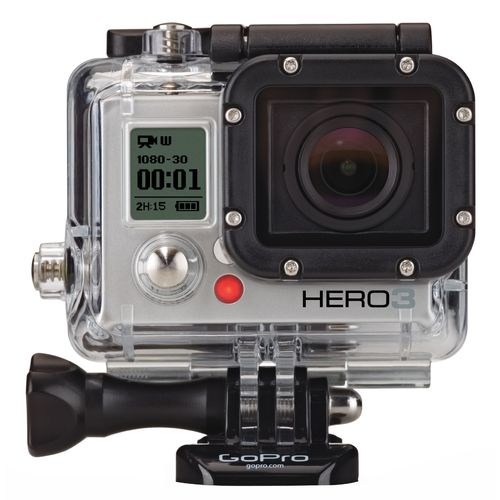 GoPro HD Hero 3 Silver Edition Camcorder