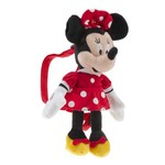 Disney Girls' Minnie Mouse Plush Backpack