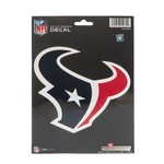 Tag Express Houston Texans Medium Die-Cut Decal