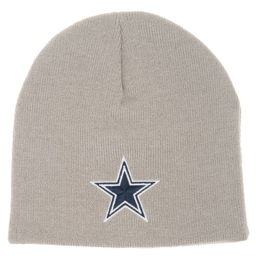 Dallas Cowboys Men's Basic Cuffless Knit Cap