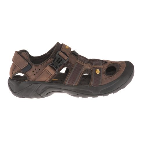 Teva  Men s Omnium Leather Sport Sandals