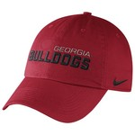 Nike Men's University of Georgia Heritage86 Campus Cap