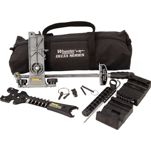 Display product reviews for Wheeler® Engineering Delta Series AR Armorer's Essentials Kit