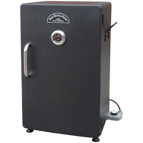 "Display product reviews for Landmann USA Smoky Mountain 26"" Electric Smoker"