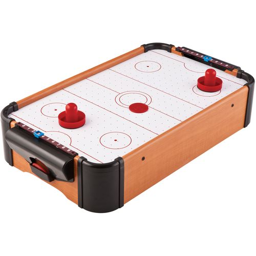 "Display product reviews for Mainstreet Classics 22"" Tabletop Air Hockey Game"