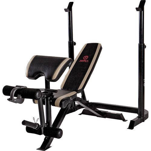 Marcy Diamond 2-Piece Olympic Strength Bench