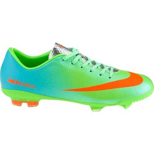Image for Nike Boys' Mercurial Vapor IX FG Soccer Cleats from Academy