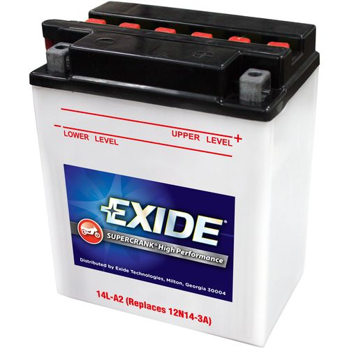 Exide Supercrank High Performance Flooded Powersport Battery