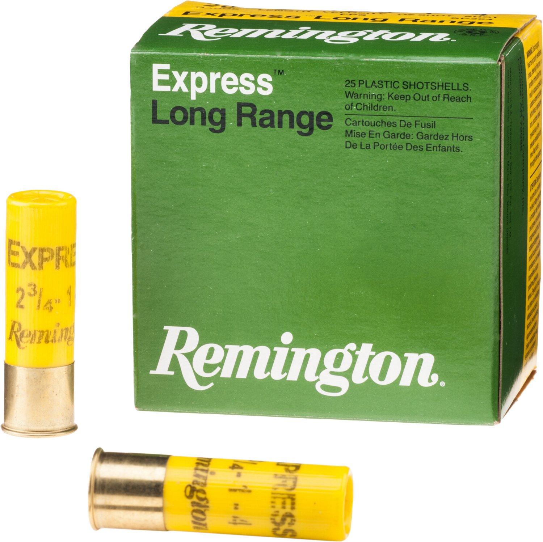 Display product reviews for Remington Express® Extra-Long Range 20 Gauge 4 Shotshells
