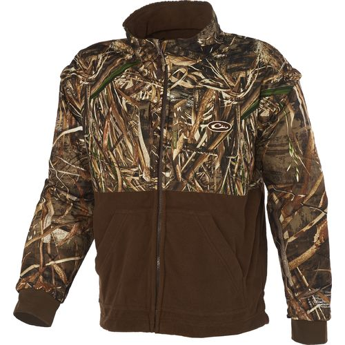 Drake Waterfowl Men's LST EQWader 3-in-1-Plus-2 Wader Coat 2.0 - view number 3