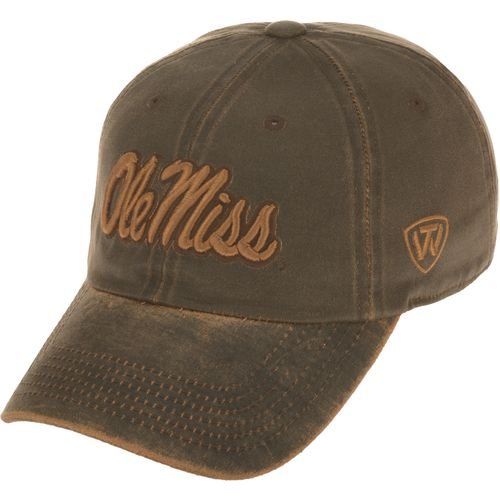 Display product reviews for Top of the World Adults' University of Mississippi Scat Cap