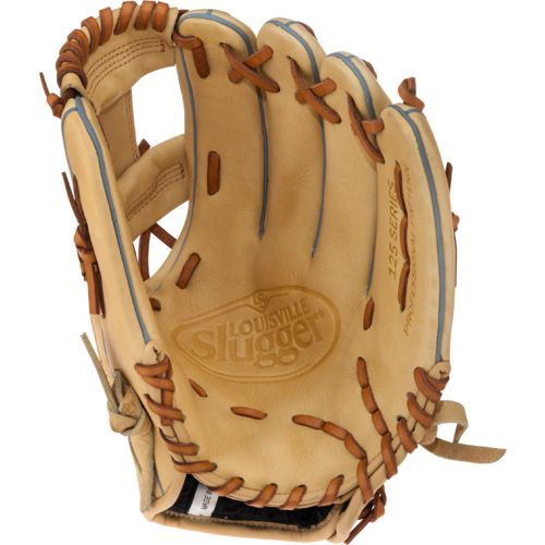 "Display product reviews for Louisville Slugger 125 Series 11.25"" Infield Baseball Glove"