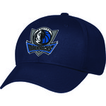 adidas Men's Dallas Mavericks Structured Flex Cap