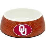GameWear University of Oklahoma Classic Football Pet Bowl