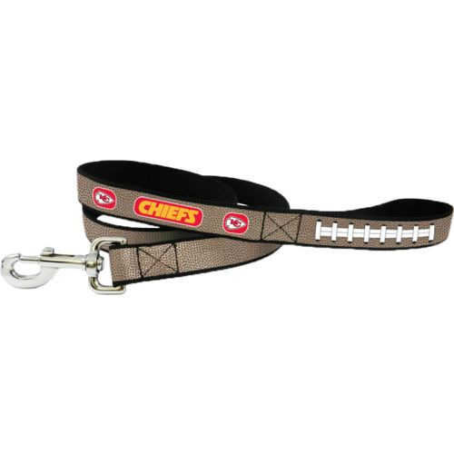 GameWear Kansas City Chiefs Reflective Football Leash