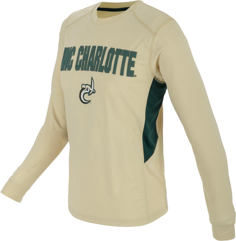 Colosseum athletics men 39 s university of north carolina at for T shirt printing in charlotte nc