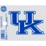 Rico University of Kentucky Small Static Decal
