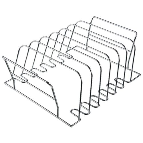 Display product reviews for Outdoor Gourmet™ 3-in-1 Rib Rack