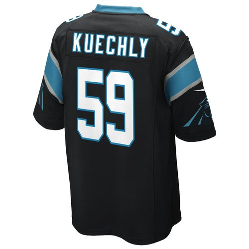 Display product reviews for Nike™ Boys' Carolina Panthers Luke Kuechly Game Jersey