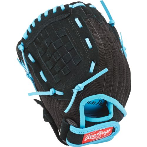 Rawlings Youth Savage Basket-Web 10 in Pitcher/Infield Glove Left-handed - view number 3