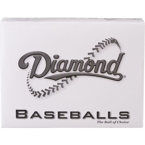 Diamond USSSA Baseballs 12-Pack