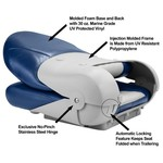 Tempress High-Back NaviStyle™ Boat Seat - view number 3