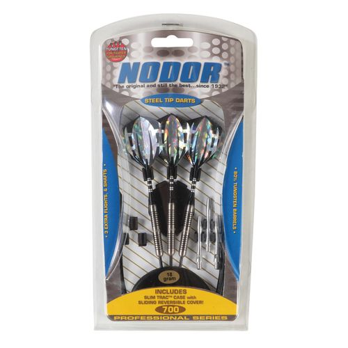 Nodor® STP700 Professional Series 18-Gram Steel-Tip Dart Set - view number 1