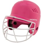 Worth® Kids' Fast-Pitch T-ball Helmet with Face Guard
