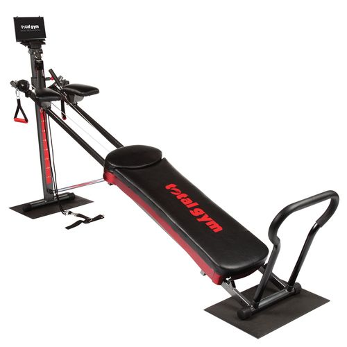 Display product reviews for Total Gym® 1900 Home Gym System