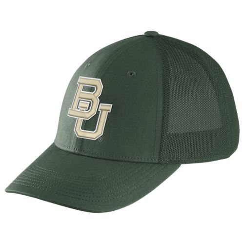 Nike™ Men's Baylor University Legacy91 Dri-FIT Mesh Back Swoosh Flex Cap
