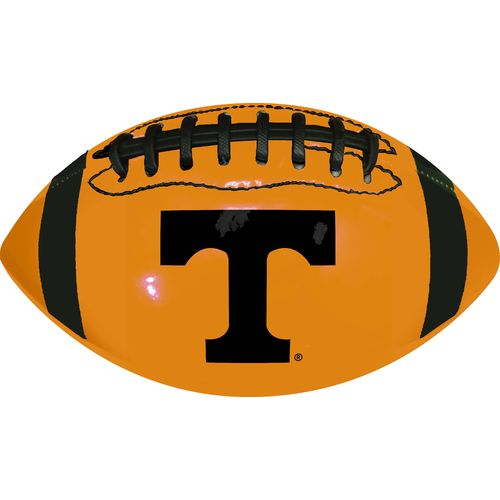 GameMaster University of Tennessee Neon Mini Rubber Football