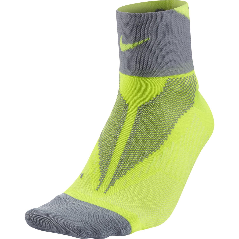 Nike Adults' Elite Lightweight Quarter Running Socks