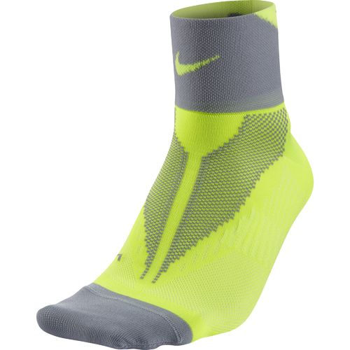 Nike Adults' Elite Lightweight Quarter Running Socks