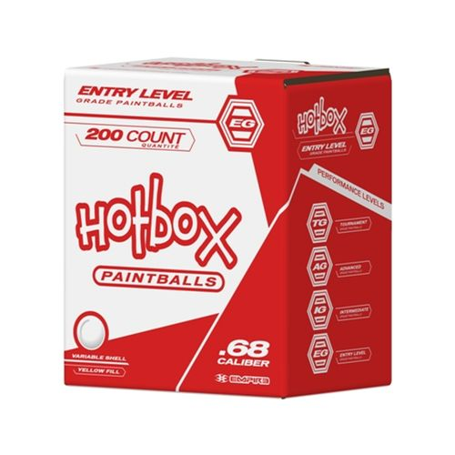 Empire Hotbox Paintballs 200-Pack