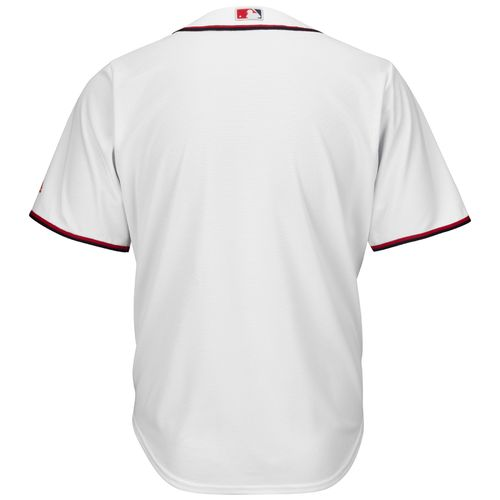 Majestic Men's Washington Nationals Cool Base® Replica Jersey - view number 2